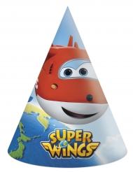 Super Wings™-juhlahatut 6 kpl