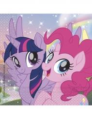 Pony & Friends -lautasliinat 20 kpl