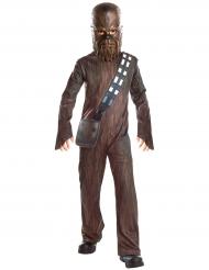 Chewbacca™ luksus naamiaisasu lapselle