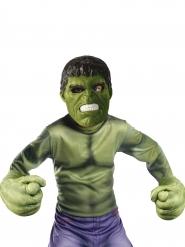 Hulkin™ naamari ja suuret hanskat lapselle