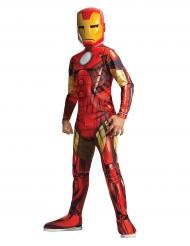 Klassinen Iron Man™-naamiaisasu pojalle