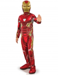 Iron Man Infinity War™ klassinen naamiaisasu pojalle