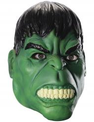 Hulk™-lateksinaamio aikuisille
