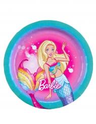 Barbie Dreamtopia™-paperilautaset 8 kpl