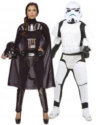 Star Wars™: Darth Vader & Stormtrooper-naamiaisasusetti