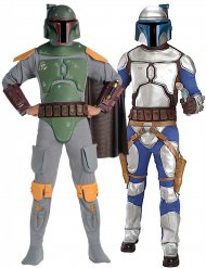 Star Wars™: Jango & Boba Fett -naamiaisasusetti