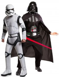 Star Wars™ Darth Vader & Stormtrooper -naamiaisasusetti