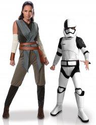 Star Wars™-naamiaisasusetti aikuiselle ja lapselle