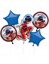 Ladybug™- ilmapallot 5 kpl