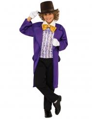 Jali ja suklaatehdas™ Willy Wonkan™ naamiaisasu lapselle