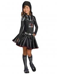 Star Wars™ Dark Vador™ naamiaisasu tytölle
