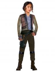 Jyn Erso Star Wars Rogue One™ deluxe naamiaisasu tytölle