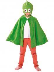 Pyjamasankarit™: Gekon naamio ja viitta lapselle