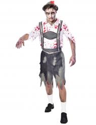 Oktoberfest/zombi- naamiaisasu miehelle