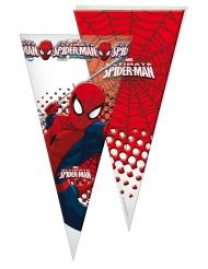 Suuret Spiderman™-lahjapussit 30 x 60 cm
