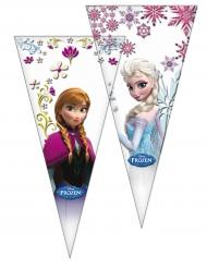 Frozen™- kolmiopussit 30 x 60 cm 10 kpl
