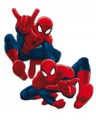 Spiderman™-seinätarrat 30 cm 2 kpl