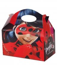 4 Ladybug™ laatikkoa 17 x 25 cm