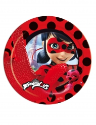 Ladybug™-paperilautaset 8 kpl