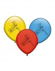 Värikkäät Spiderman™- ilmapallot 8 kpl