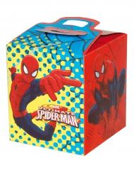 Spiderman™-lahjalaatikko 9,5 x 9,5 x 11 cm