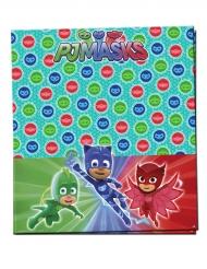 Pyjamasankarit™-muovinen pöytäliina 120 x 180 cm