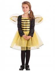 Neiti Mehiläinen -naamiaisasu lapselle
