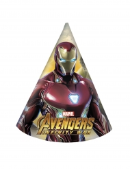 Avengers Infinity War™- juhlahatut 6 kpl