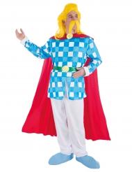 Asterix & Obelix™ - trubadurixin naamiaisasu aikuiselle