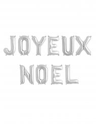 Joyeux Noël-ilmapallopaketti 36 cm