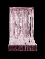 Ruusukultainen hapsuverho 2,44 m x 92 cm