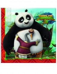 Kung Fu Panda 3™- servetit 33 x 33 cm 20 kpl