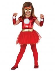 Avengers™ Iron Ladyn™ naamiaisasu tytölle