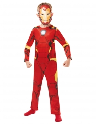 Iron Manin™-klassinen naamiaisasu lapselle