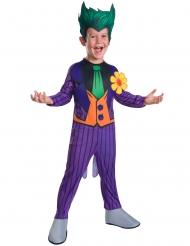 Jokerin™ tyylikäs naamiaisasu pojalle