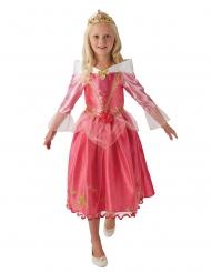 Prinsessa Auroran™-naamiaisasu ja kruunu tytölle