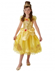 Belle™-naamiaisasu ja kruunu tytölle