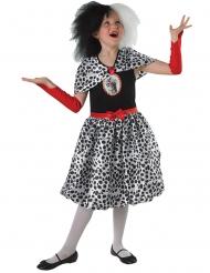 Cruellan™ naamiaisasu tytölle