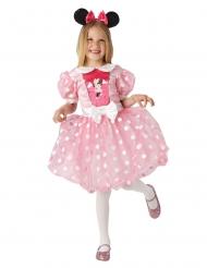 Vaaleanpunainen Minni™-mekko tytölle