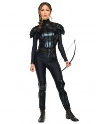 Katniss Hunger Games™-naamiaisasu naiselle