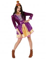 Jali ja suklaatehdas™ Willy Wonkan™ naamiaisasu naiselle