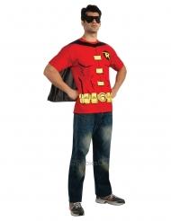 Robin™ t-paita ja naamari aikuiselle
