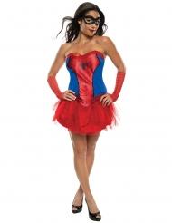 Spidergirl™-naamiaisasu naiselle
