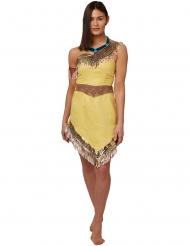 Pocahontas™-naamiaisasu naiselle