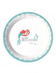 8 Ariel™ pahvilautasta 23 cm