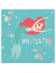 20 Ariel™ servettiä 33 x 33 cm