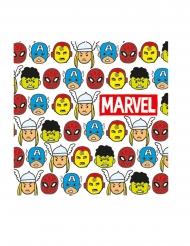20 Avengers™ servettiä 33 x 33 cm