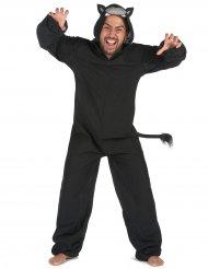 Musta pantterihaalari miehelle