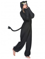 Musta pantterihaalari naiselle