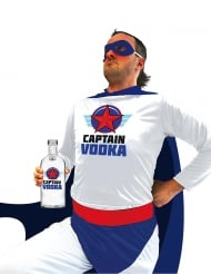 Captain Vodka-asu